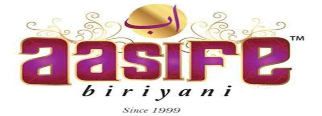 aasife biriyani :